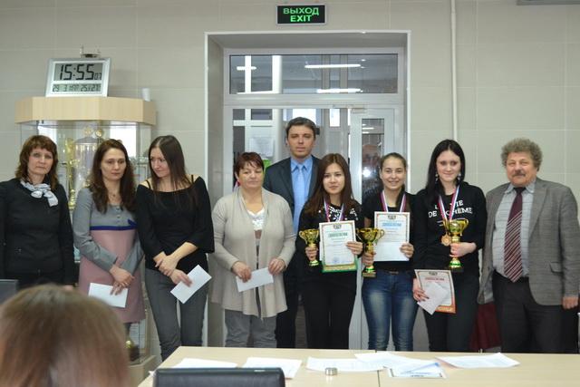 Чемпионат Уральского федерального округа по шахматам среди женщин-2016